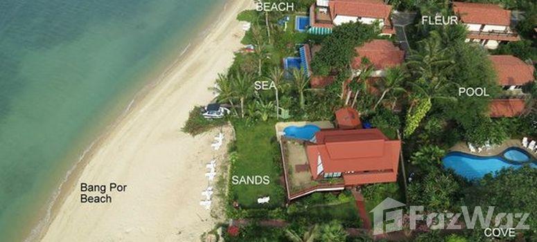 Master Plan of Coconut Laguna Villas - Photo 1