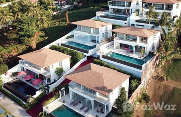 Coral Cay Villas in Мае Нам, Самуи