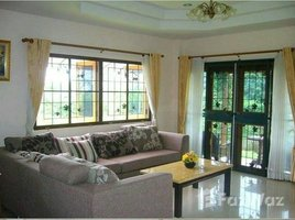 5 Bedrooms Property for sale in Thung Tom, Chiang Mai House With Land 2 Rai Roadside