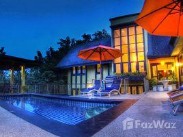 4 Bedrooms Villa for sale in Maret, Koh Samui Pool Villa Close to the Beach with Partial Ocean Views