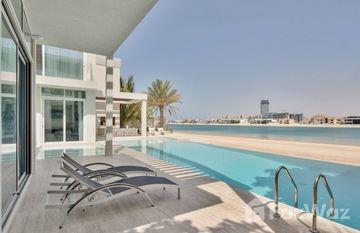 Signature Villas Frond I in Garden Homes, Dubai
