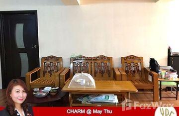 2 Bedroom Apartment for rent in Pazundaung, Yangon in မင်္ဂလာတောင်ညွှန့်, ရန်ကုန်တိုင်းဒေသကြီး