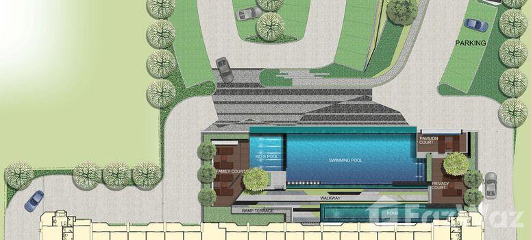 Master Plan of Supalai Premier Asoke - Photo 1