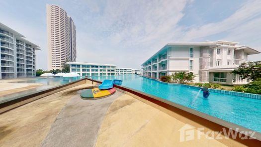 3D Walkthrough of the Communal Pool at Energy Seaside City - Hua Hin