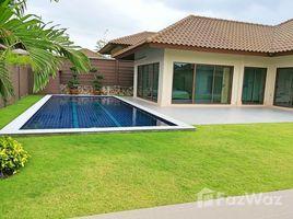 4 Bedrooms Villa for sale in Huai Yai, Pattaya Baan Balina 4