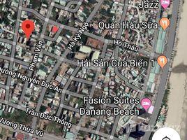 N/A Đất bán ở Phước Mỹ, Đà Nẵng Cần bán hạ giá đầu năm lô đất biển vuông đẹp, đường Lê Lâm, khu biển Mỹ Khê, để xây khách sạn