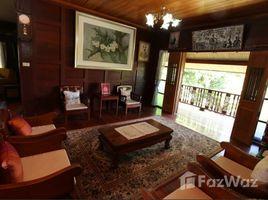 ขายบ้านเดี่ยว 3 ห้องนอน ใน สันโป่ง, เชียงใหม่ Thai Lanna Style 3 Bedroom House in Mae Rim
