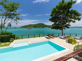 5 Bedrooms Property for sale in Wichit, Phuket Waterfront Villa Ao Makham