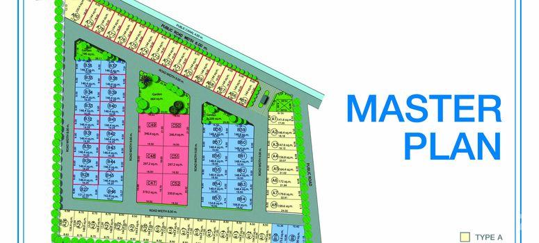 Master Plan of Wyndham Chalong Phuket - Photo 1