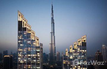 BLVD Heights Podium in BLVD Heights, Dubai