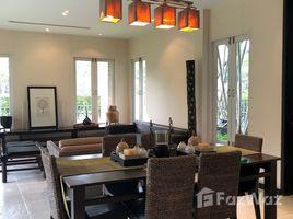 3 Bedrooms House for sale in Tha Raeng, Bangkok Noble Wana Watcharapol