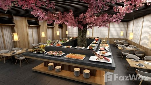 Photos 1 of the On Site Restaurant at Utopia Dream Condo