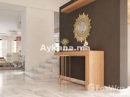 Rabat Sale Zemmour Zaer Na Agdal Riyad Vente Villa Neuve Rabat El Menzeh REF 1375 4 卧室 别墅 售