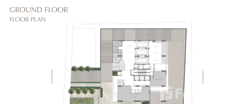 Master Plan of The Strand Thonglor - Photo 1