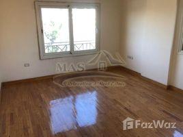 Cairo penthouse rent super lux Maadi Sarayat with pool . 4 卧室 顶层公寓 租
