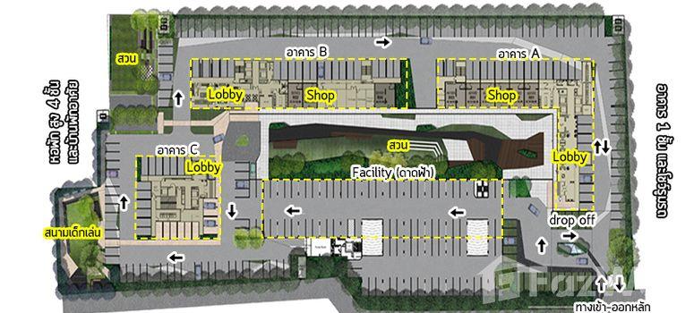 Master Plan of Fuse Mobius Ramkhamhaeng Station - Photo 1