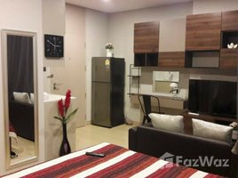 Studio Condo for rent in Makkasan, Bangkok Lumpini Suite Phetchaburi - Makkasan