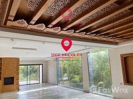 Rabat Sale Zemmour Zaer Na Yacoub El Mansour Villa à vendre à Hay Riad 6 卧室 别墅 售