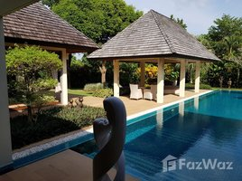 5 Bedrooms House for rent in Si Sunthon, Phuket Layan Hills Estate