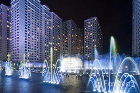 Times City Real Estate Development in Vinh Tuy, Hanoi