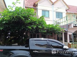 2 Bedrooms Townhouse for sale in Bueng Yi Tho, Pathum Thani Baan Suetrong Rangsit khlong 3