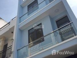 Studio House for sale in Binh Tri Dong A, Ho Chi Minh City Nhà 2 lầu cần bán hẻm 276 Mã Lò, Bình Tân, dt: 54m2, giá: 4.78 tỷ. Lh: +66 (0) 2 508 8780
