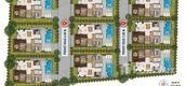 Master Plan of Paragon Villas