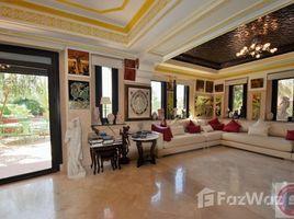 4 غرف النوم فيلا للبيع في NA (Annakhil), Marrakech - Tensift - Al Haouz Marrakech Palmeraie, villa à vendre