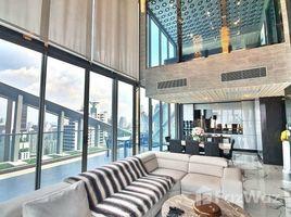 3 Bedrooms Penthouse for rent in Khlong Toei Nuea, Bangkok Hyde Sukhumvit 11