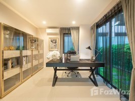 4 Bedrooms Townhouse for sale in Phlapphla, Bangkok Headquarters Ekamai-Ladprao