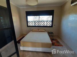 недвижимость, 2 спальни в аренду в Na Menara Gueliz, Marrakech Tensift Al Haouz Villa Riad avec piscine front Golf