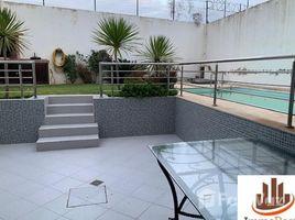 Grand Casablanca Bouskoura Oued Merzeg,Villa bien entretenue en vente dans une résidence gardée .4 CH 4 卧室 别墅 售