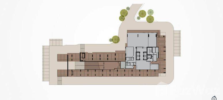 Master Plan of Whizdom Avenue Ratchada - Ladprao - Photo 1