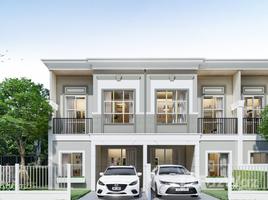 北榄府 Samrong iCopenh Sukhumvit 76 2 卧室 联排别墅 售