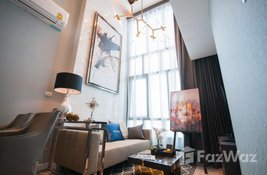 Condo with 2 Bedrooms and 2 Bathrooms is available for sale in Bangkok, Thailand at the Metro Sky Prachachuen development