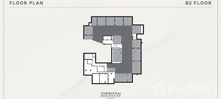 Master Plan of Chewathai Residence Thonglor - Photo 1