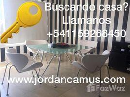 Buenos Aires ALTAMIRA al 100, Tigre - Gran Bs. As. Norte, Buenos Aires 3 卧室 屋 售