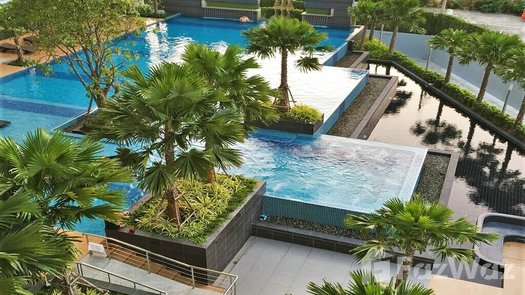 Photos 1 of the Communal Pool at The Trust Condo South Pattaya