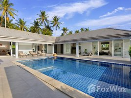 3 Bedrooms House for sale in Maenam, Koh Samui 3 Bedroom High Standard Finishing Villa in 2050 Sqm Land