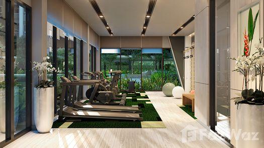 Photos 1 of the Communal Gym at iCondo Greenspace Phatthanakan-Srinakarin