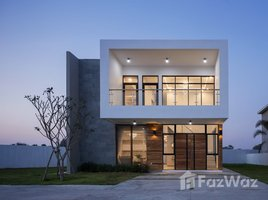 4 chambres Villa a vendre à Snaor, Phnom Penh Borey Williams