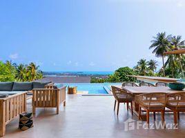 6 Bedrooms Villa for sale in Bo Phut, Koh Samui 6 Bedroom Modern Sea View Villa For Sale In A Prime Location