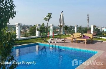 2 Bedroom Serviced Apartment for rent in Yangon in ဗဟန်း, ရန်ကုန်တိုင်းဒေသကြီး