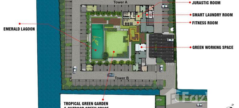 Master Plan of iCondo Greenspace Phatthanakan-Srinakarin - Photo 1