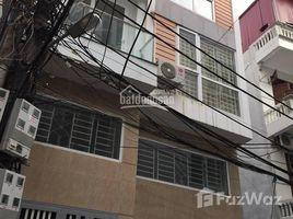 Studio Nhà mặt tiền cho thuê ở Xuân La, Hà Nội Cho thuê nhà ngõ 207 Lạc Long Quân, 5 tầng, MT 6m, DT 45m2, gồm 5PN, đường rộng ô tô đỗ cửa