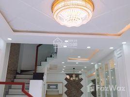 Studio House for sale in Ward 15, Ho Chi Minh City Nhà HXH 6m Nguyễn Phúc Chu, P15. DT 4x11m đúc 3.5 lầu