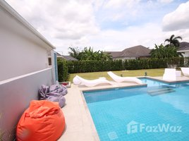 4 Bedrooms Villa for sale in Wang Phong, Hua Hin Baan Oasis Pran Buri