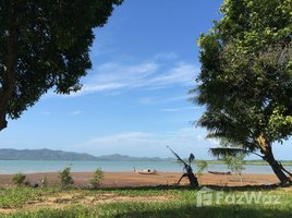 N/A Land for sale in Ko Yao Noi, Phangnga Seafront Sunset Bay 5 Rai