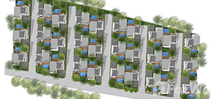 Master Plan of Lanu Residence - Photo 1