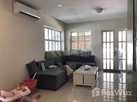 3 Bedrooms Townhouse for sale in Veal Vong, Phnom Penh Borey Penghout Boeung Snor